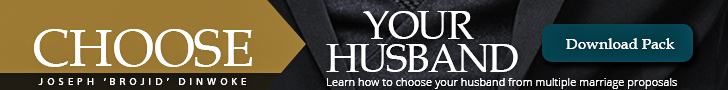 Learn How to Choose Your Husband